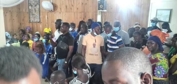 Locales 2022 : Grand-Yoff valide la candidature de Adama Faye