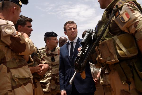 "Mali : Macron annonce ""la fin de l'opération Barkhane"""