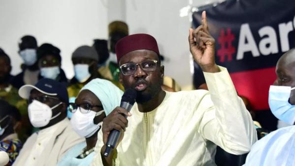 SONKO révèle : « Nous avons au Sénégal des procureurs qui créent et fabriquent des charges contre... »