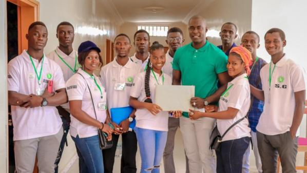 Saint Louis : Doudou Ka appuie les étudiants du CERCOZ