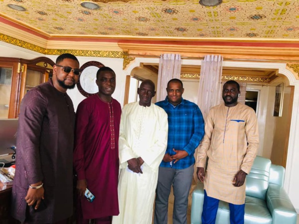 Après son départ de Sen Tv, Pape Makhtar Diallo atterrit à Walf TV