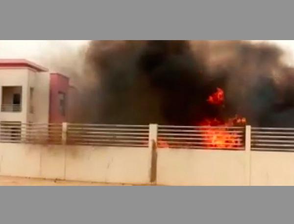Ndouloumadji : Pourquoi la maison de Macky Sall a été incendiée
