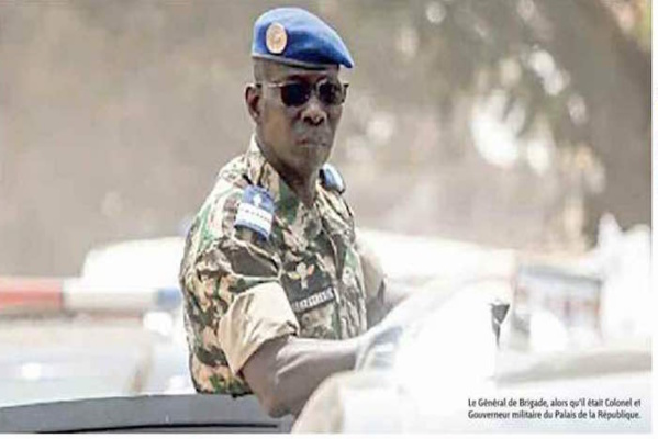 Le Général Moussa Fall, nouveau patron de la Gendarmerie nationale (Document)