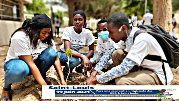 Université Gaston Berger de Saint Louis : Des jeunes leaders s'engagent à promouvoir les ODD