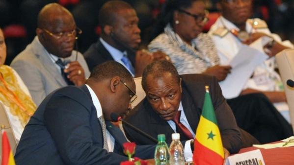 Vers une réouverture de la frontière terrestre entre le Sénégal et la Guinée