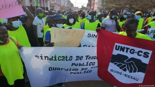 Guinée Bissau : Les travailleurs entament une grève de 30 jours