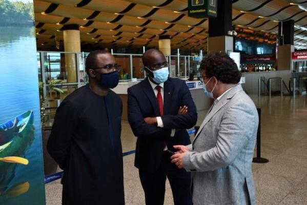 Hub Aerien Touristique : Signature de Convention entre AIBD/SA et ASPT