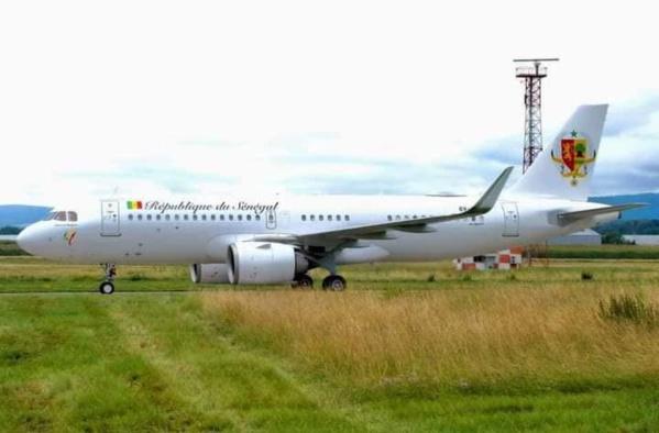SÉNÉGAL : Le nouvel avion présidentiel baptisé