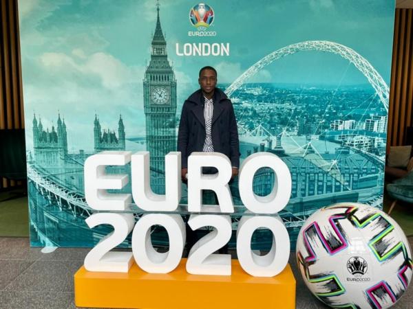 EURO 2021 : Birane Ndour, Directeur Général de GFM, parmi les invités d'honneurs de l'UEFA (Vidéo)
