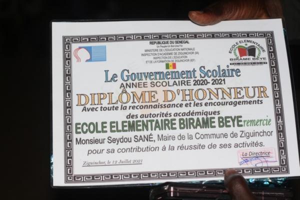 """Seydou SANE, Président du mouvement APZ/2K : """"Le bonheur des enfants, mon combat quotidien """""""