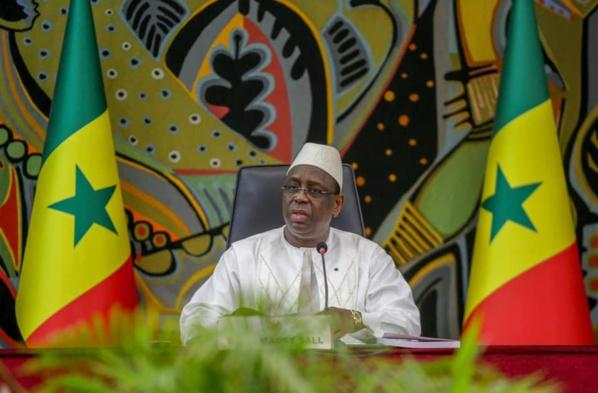Conseil des ministres : Macky fait observer une pause