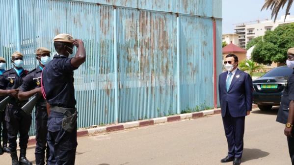 Le Major General, Ahmed Nasser Al Raisi est à Dakar : L'Afrique, au cœur du projet des Emirats pour Interpol