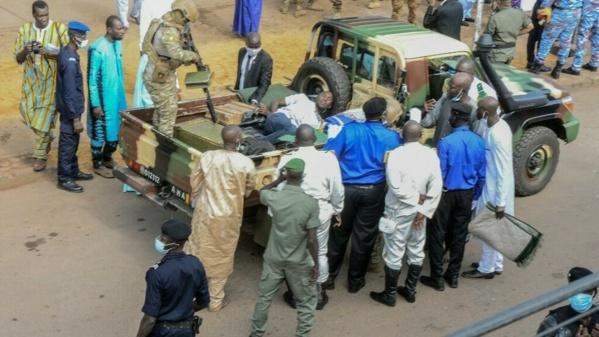 Mali: Qui est derrière de cette tentative d'assassinat du colonel Assimi Goïta?
