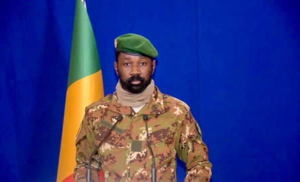 Le Colonel Assimi Goïta : « Des mécontents tentent de nous déstabiliser… »