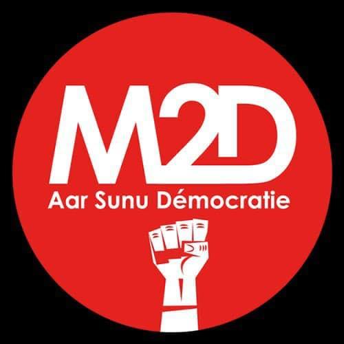 """Décision du Conseil constitutionnel : Le M2D dénonce fermement cette """"filouterie"""" juridique"""