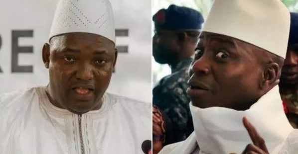 Gambie : vers une alliance entre Jammet et Barrow