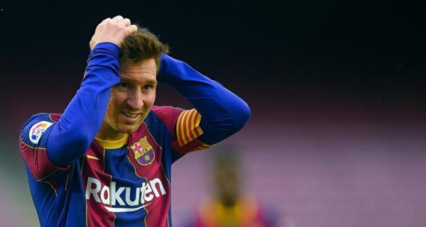 Coup de tonnerre ! le Barça annonce le départ de Messi