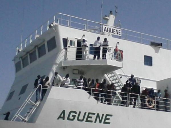 """Comment le Commandant du bateau """"Aguene""""  a sauvé 27 membres d'un chalutier espagnol"""