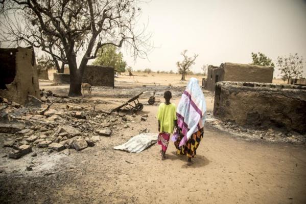 Mali: une quarantaine de civils tués par des jihadistes