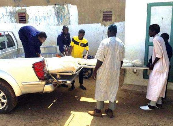 "Victor Mendy, responsable de la morgue de l'hôpital ""Dalal Jamm"" : «Je n'ai jamais vu autant de morts depuis...»"
