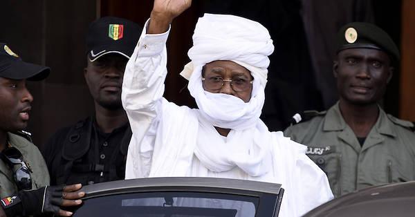 """Détention de Habré : Les organisations de défense des droits humains demandent """"un allégement de ses conditions de détention"""""""