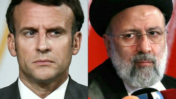 Iran- Irack : Emmanuel Macron à l'offensive sur le Moyen-Orient