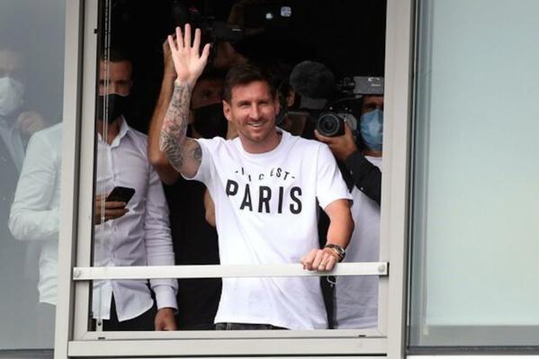 Lionel Messi à Paris, c'est pour de vrai