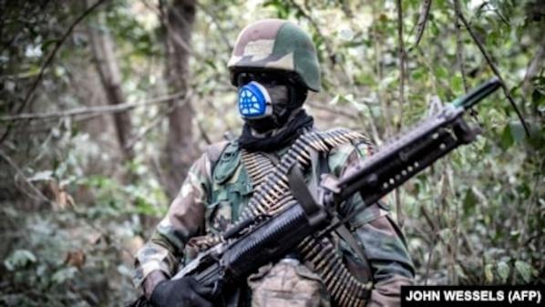 Ziguinchor: Un militaire parachutiste décède dans un accident