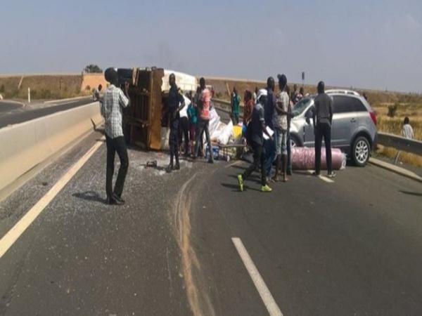 Ila Touba : Un grave accident fait 7 morts !