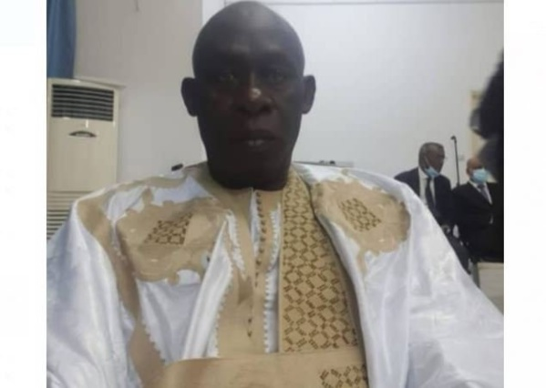 Rappel à Dieu du Khalife des Layennes : L'hommage de Baba Tandian à Serigne Abdoulaye Thiaw Laye