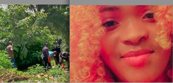 Ziguinchor : Voici Penda Kébé, retrouvée morte dans un canal