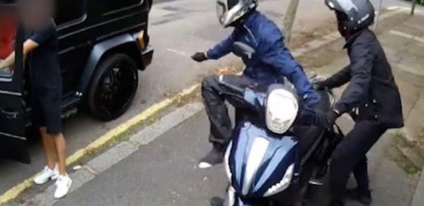 Avenue Lamine Gueye : Un agresseur ouvre le feu sur un conducteur de moto