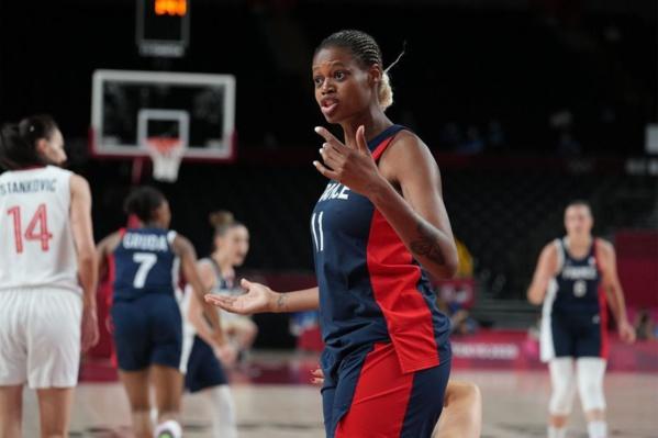 Basket : La française Valériane Ayayi Vukosavljević a joué les Jeux enceinte