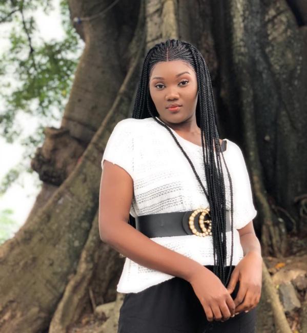 "Goretti Itoka élue Miss ""Grand Liberia 2021"""