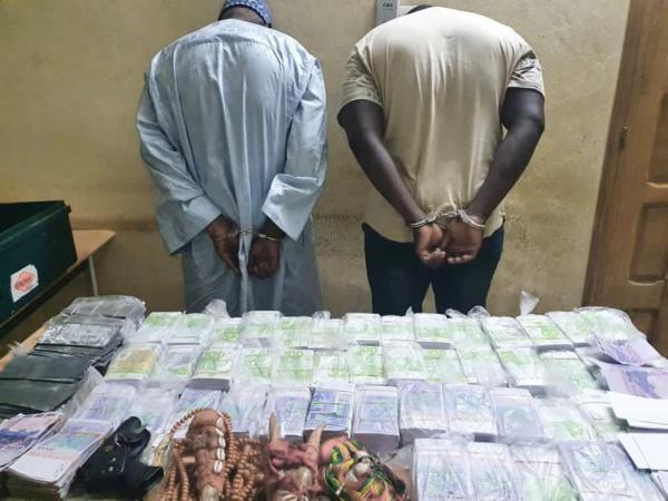 Faux monnayeurs : 12 individus arrêtés par la gendarmerie