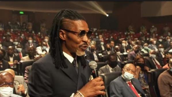 Rigobert Song répond à El Hadji Diouf : « Il oublie qu'on les avait gagné en finale en 2002 »