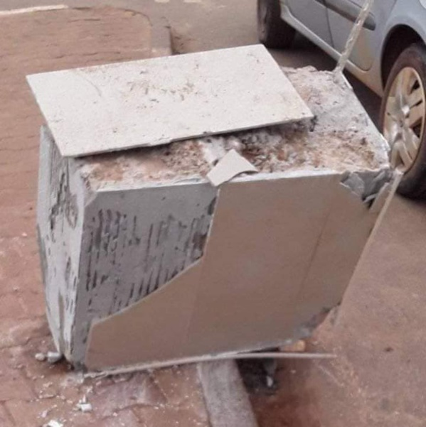 Guinée-Bissau : Destruction de la stèle de l'avenue Macky Sall