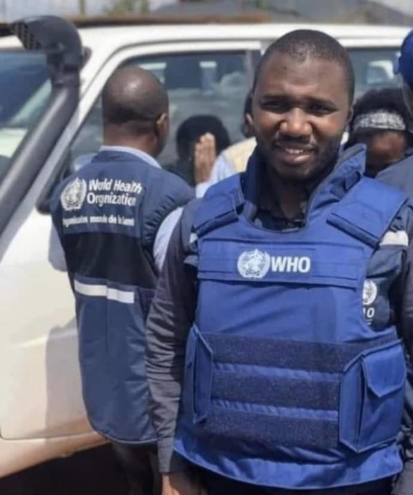 Ousmane Touré, jeune médecin guinéen renommé, est mort durant le séisme en Haïti