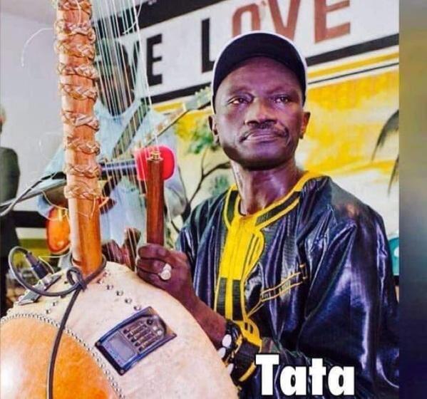 Gambie : Le grand griot Tatadinding Diebaté est mort