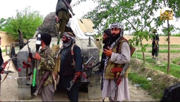Afghanistan : Des centaines de combattants Taliban en route vers la zone rebelle du Panshir