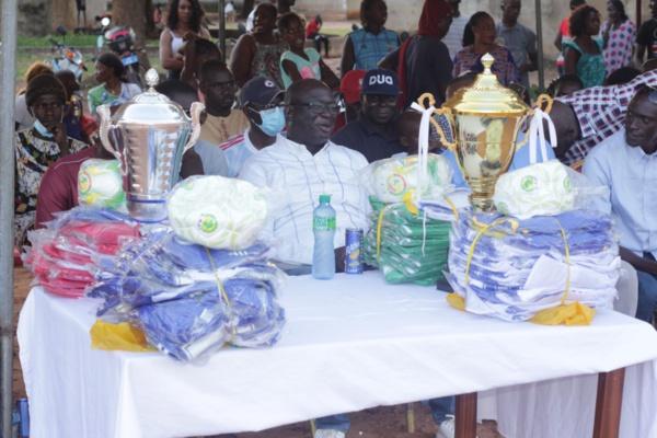 """Ziguinchor : Le Seydou Sané parrain du grand tournoi de """"l'amitié"""" (REGARDEZ)"""
