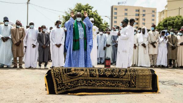 Inhumation de Habré : Aucun représentant officiel, aucun ministre Sénégalais n'est en revanche venu