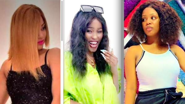 GO : Djeyna, Adji Sarr et Léna, 3 filles dans…la poussière !!!
