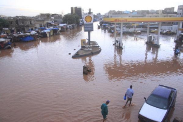 Touba : 5 enfants périssent dans les inondations
