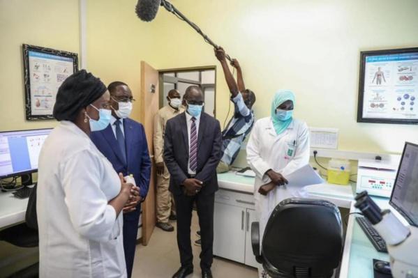 Covid-19 au Sénégal : les décès et les cas graves en baisse
