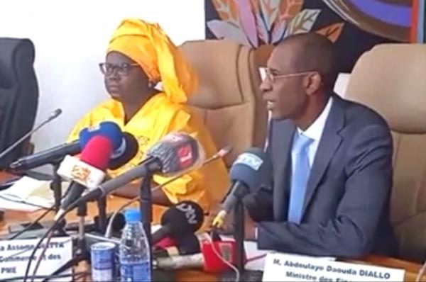 Abdoulaye Daouda Diallo : «Nous ne travaillons pas à faire baisser les prix »