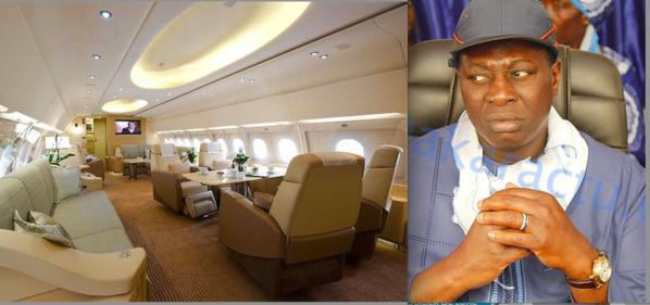 Pape Aly Guèye s'achète un jet privé