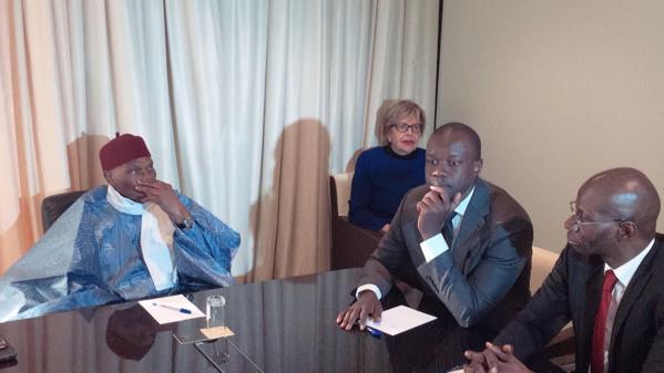 Coalition Yewwi Askan Wi : le Pds avait 5 représentants dans les négociations