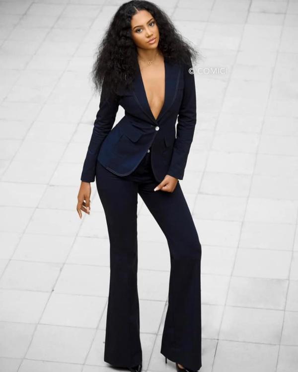 Yacé Olivia élue Miss Côte d'Ivoire 2021