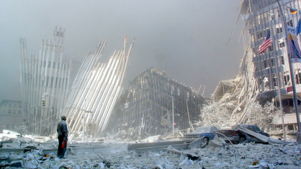 11 septembre 2001: «C'était la nuit en plein jour»